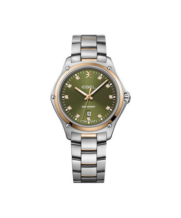 EBEL Discovery1216424 – Damen-Armbanduhr, 33 mm - Front view