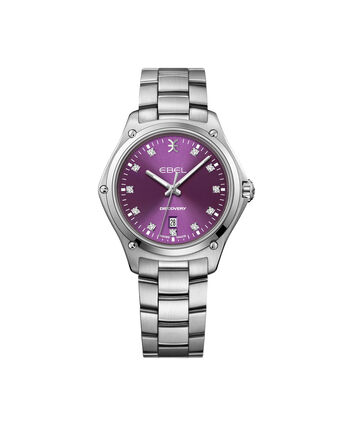 EBEL Discovery1216423 – Damen-Armbanduhr, 33 mm - Front view
