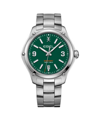 EBEL Discovery1216421 – Herren-Armbanduhr, 41 mm - Front view