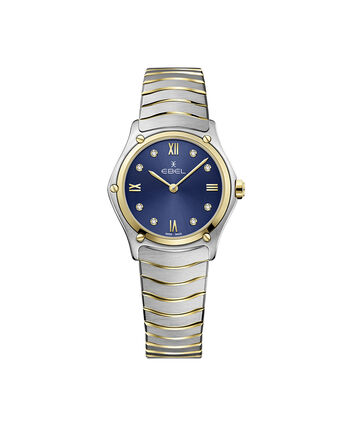 EBEL EBEL Sport Classic1216446A – Women's 29 mm bracelet watch - Front view