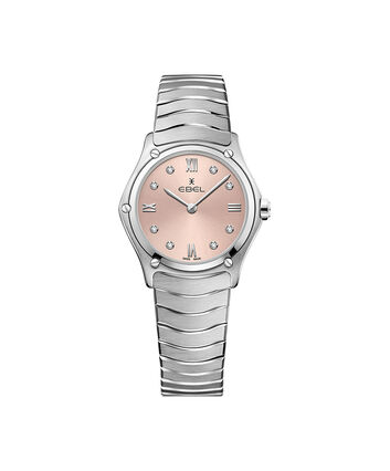 EBEL EBEL Sport Classic1216444A – Women's 29 mm bracelet watch - Front view
