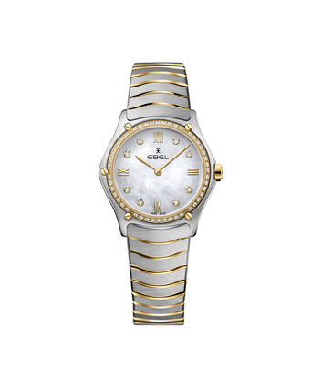 EBEL EBEL Sport Classic1216390 – Women's 29 mm bracelet watch - Front view